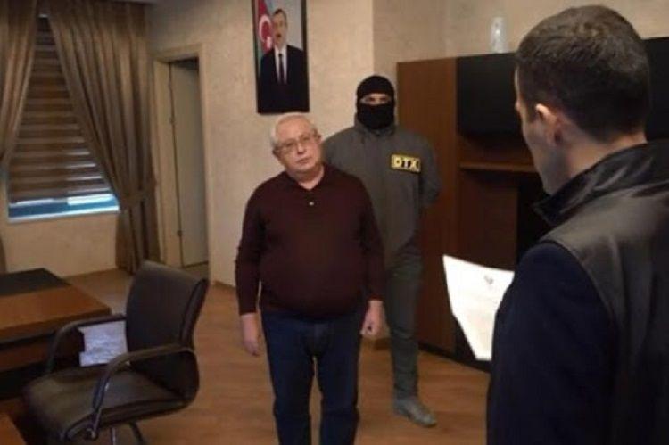 Neftçalanın sabiq icra başçısı məhkəmə qarşısına çıxarıldı - SON DƏQİQƏ