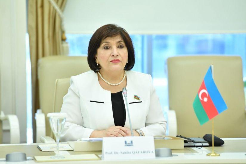 Sahibə Qafarova İƏT Ombudsmanlar Assosiasiyasının nümayəndə heyəti ilə görüşdü