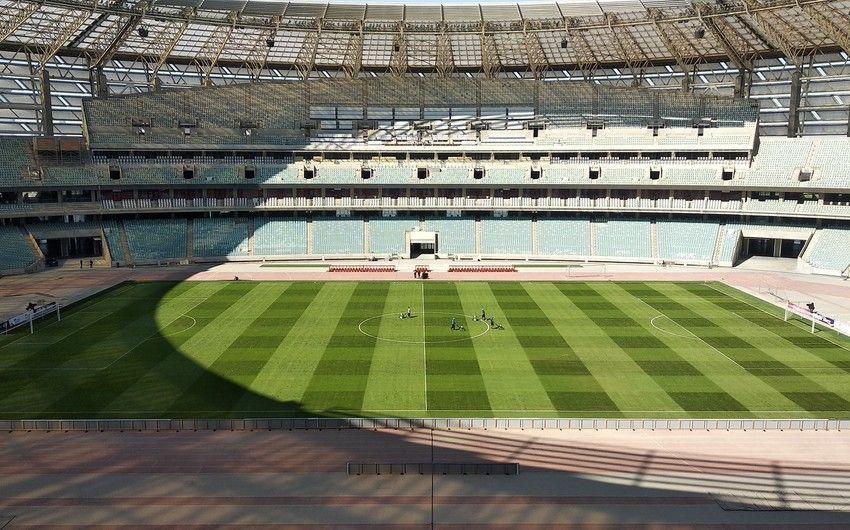 Azərbaycan - Portuqaliya oyununun stadionu açıqlandı