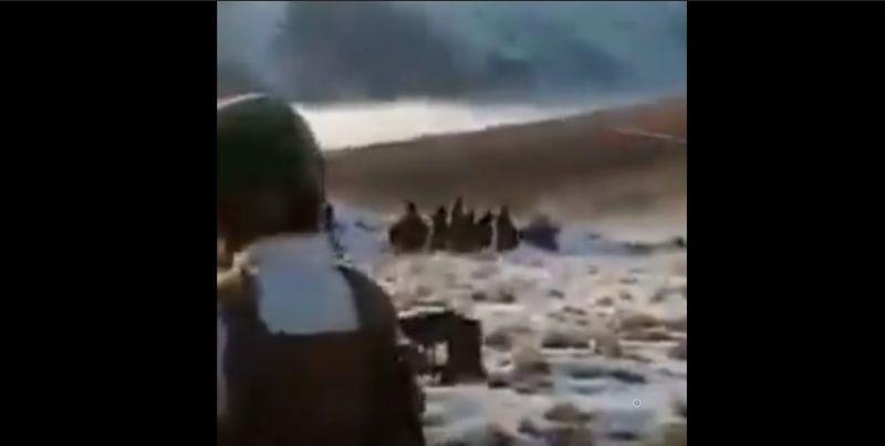 Azərbaycan Ordusu 100-dən çox ermənini əsir götürdü – VİDEO