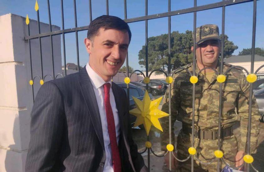 Prezident Tural Abbaslının şəhid olan qardaşını təltif etdi